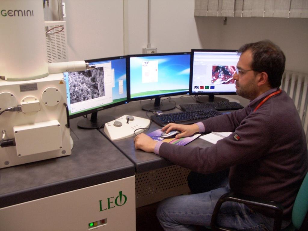 Microscopia foto 0